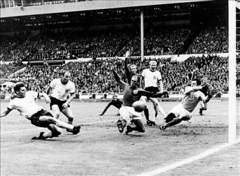 WORLD CUP-1966-ENGLAND-GERMANY
