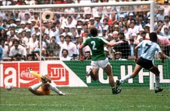 WORLD CUP-1986-ARGENTINA-WEST GERMANY