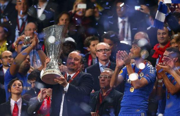 benitez europa league