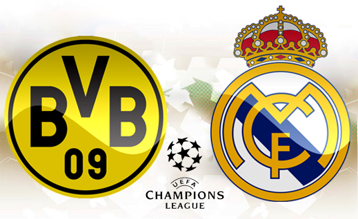 Borussia-vs-Real-Madrid