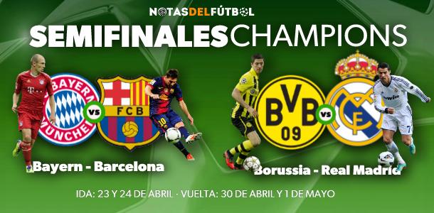 Semis Champions