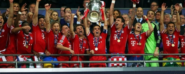 BayernMunichCampeonChampions2013