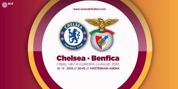 ChelseaBenficaFinalUEFAEuropaLeague2013