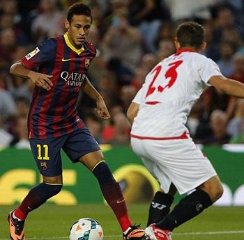 Neymar -Sevilla