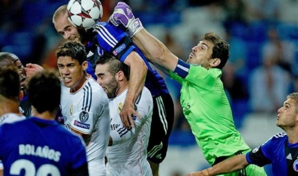 Casillas - Copenhague