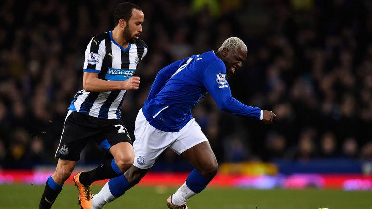Andros Townsend, clave en la reacción del Newcastle